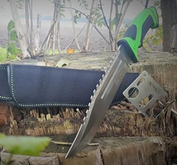 *2er Set* 32cm Mega Bear-Knife