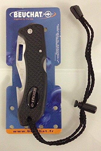 Beuchat 100.411 Maximo Pocket Tauchermesser Tauchmesser Klappmesser -