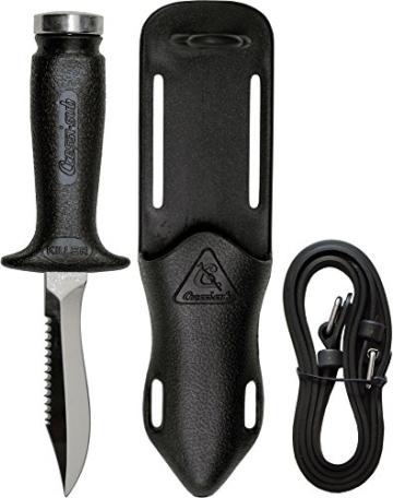 Cressi Tauchermesser Cressi Tauchermesser Killer, 180 mm, RC554000 -
