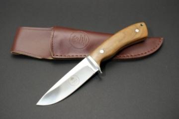 ED MAHONY Beaver Hunter Jagdmesser, 440c -
