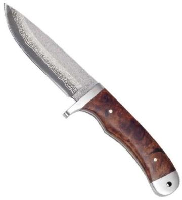 Haller Damast Messer 39 Lagen Wurzelholz, 80620 -