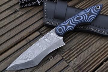 Handgemachtes Damast Jagdmesser -