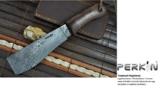 Handgemachtes Damast Jagdmesser - Machete -