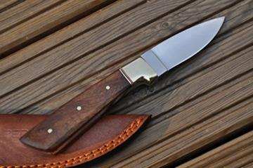 Handgemachtes Jagd und Bushcraft Messer -