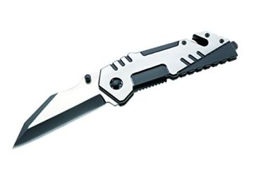 Herbertz Rettungsmesser Metall-Clip Länge geöffnet: 19.5 cm, 224511 -