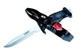 IST Proline K-05 Titan Tauchermesser mit 14,5 cm Klingenlänge -