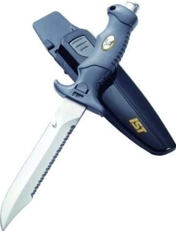 IST Proline Tauchermesser K-09 Edelstahl Klingenlänge 14 cm -