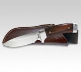 Linder Jagdmesser Klingenlänge 10.5 cm, 21.6 cm, 440410 -