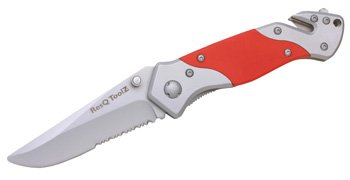 ResQToolZ® Rettungsmesser Economy – Feuerwehrmesser -