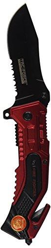 Rettungsmesser Tac-Force Fire Fighter Feuerwehr -