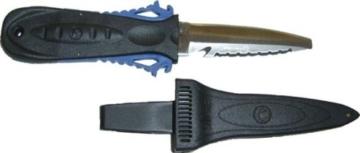 Wenoka Tauchermesser Squeeze Lock in Farbe blau [Misc.] -