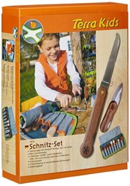 4112 - HABA - Terra Kids großes Schnitz-Set -