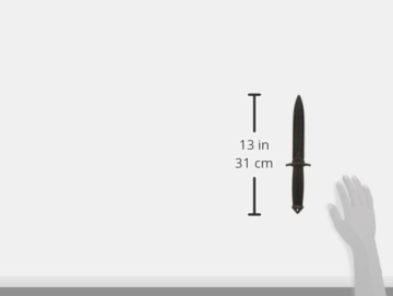 DEPICE Kampfsport-Waffe Trainingsmesser, W-MHG -
