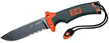 Gerber Bear Grylls Messer Ultimate mit Kombiklinge GE31-000751 -