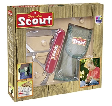 Happy People 19316 - Scout Kindertaschenmesser -