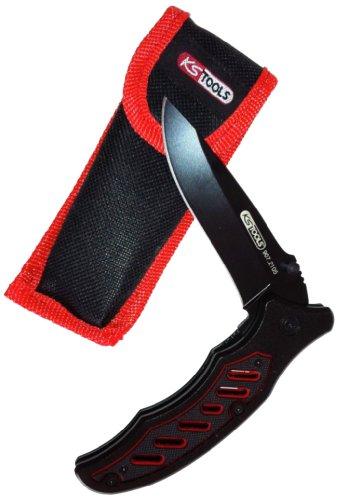KS Tools Klappmesser mit Tasche,193mm 115mm, geschlossen, 907.2105 -