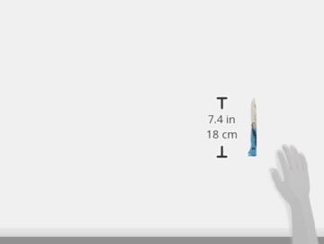 Opinel Kinder 254368 Taschenmesser, Blau, One Size -