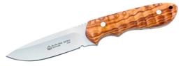 Puma IP Gesamtlänge: 21.5cm Olivenholz Gürtelmesser, Mehrfarbig, One Size -