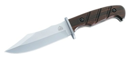 Puma TEC Gürtelmesser Sandelholz Gesamtlänge: 24.0 cm, 161312 -