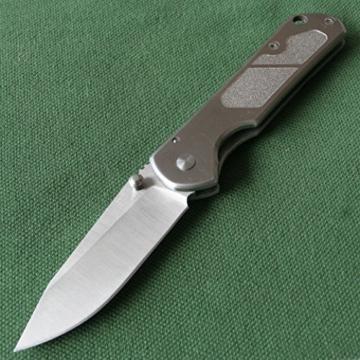 Sanrenmu Messer 7010LUC-SA Outdoor knife Klappmesser Taschenmesser 8Cr13Mov-Stahl Jagdmesser Einhandmesser -