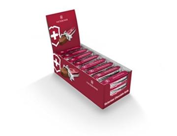 Schweizer Schokoladen Taschenmesser 28g Gysi AG Swiss Chocolate Knife -