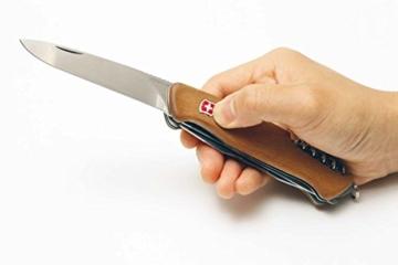 Victorinox Taschenmesser RangerWood 55 Nussbaum, 0.9561.63 -