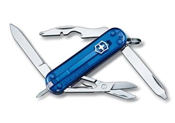 Victorinox Taschenwerkzeug Kl Saphir Transparent, 0.6365.T2 -