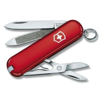 Victorinox Taschenwerkzeug klein Classic rot 0.6203 -