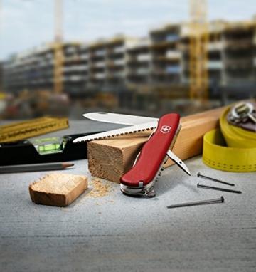 Victorinox Taschenwerkzeug Rucksack rot 111 mm 0.8863 -