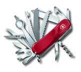 Victorinox - The Original Swiss Army Knife,Taschenmesser Evolution 28 Rot, 2.5383.E -