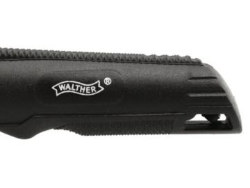 Walther Gürtelmesser / Outdoormesser - Back Up Knife BUK - inkl. Steckscheide (frei ab 18 J.)#18 -